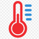 Industrial electronic components and temperature sensors