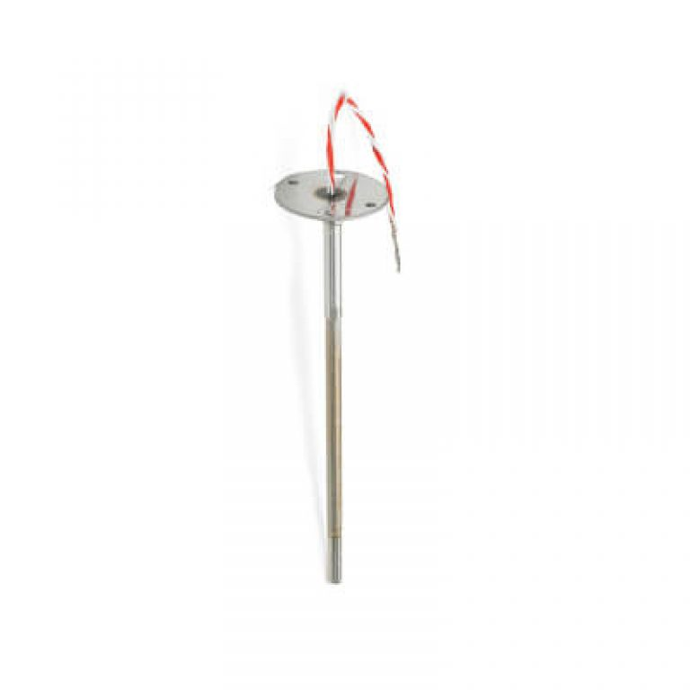 insert thermocouple with palte